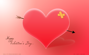 Happy Valentines Day by fir3hand