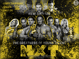 NXT - The Greatness of Young Talent by HardcoreArtistGFX