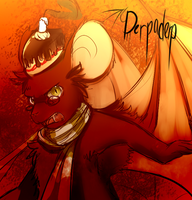 -Commission- Derpaderp by Fierying