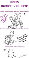 Invader Zim Meme by Shadow-Rep