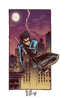 Nightwing on the Prowl... by dio-03