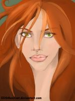 T.o.F color pallette: Lilith by LiliththeSilent