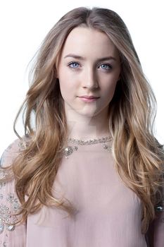 Saoirse Ronan PNG by RetrospectiveGraphic