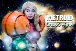 Samus Aran Metroid by OutlawRave