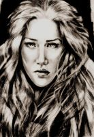 Kate Winslet second version by Faffinette