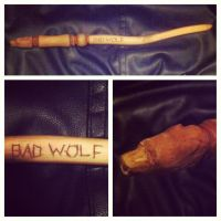 Badwolf by TheLeviathan666