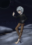 Dark Frost by x-Roulette-x