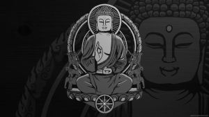 Gautama Buddha Wallpaper by GaryckArntzen