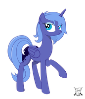 plain old luna by shadawg