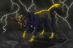 Lightning Attack by Lordfell