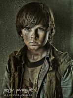 The Walking Dead: Carl: HDR Re-Edit by nerdboy69