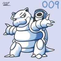 009 by Soap9000