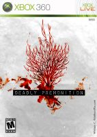 Deadly Premonition Cover Redesign ver3 by whitneyc
