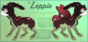 Species Concept: Leppies by c-Chimera