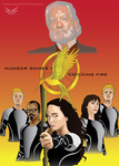 Hunger Games Altrenative Poster by 07angel-of-peace14