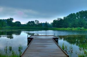 Lake by MarcinPhoto