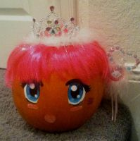 Hime's Pumpkin Party 2K11 by invader-hime