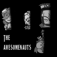 Awsmnts: With the Awesomenauts by ZootyCutie