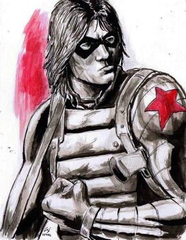 Winter Soldier by craigcermak