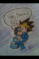 Happy Birthday Yugi!! by AliHedge96