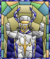 Stained Glass - Uprising by glAviator