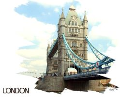 Tower Bridge wallpaper by evionn