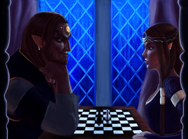 Check Mate by Luminela