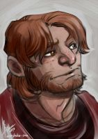 Painty Snax 1 - Dwarf Dude by aimo