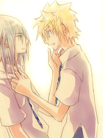 Riku Skrew You. by Rikuroku