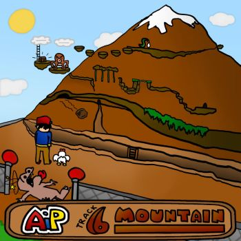 AiP #06: Mountain by benlandis