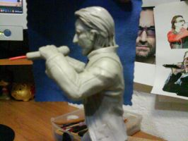 Bono unpainted by Chicharo