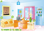 Girly Office Decorating Games by kute89