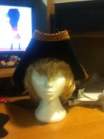 pirate!England Halloween costume wip by SilverWingPrime