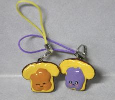 PB and J Charms by Love-Who