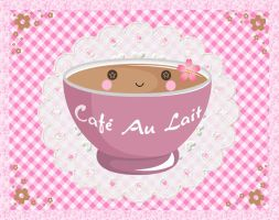 Cafe au lait by mymelody1