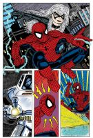 Spider-man-Page-1/3 by C4L