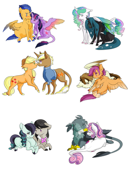 Oh Look, Ships by RhinestoneArts
