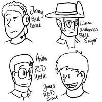 TF2CV: Some Guys by Mags98033