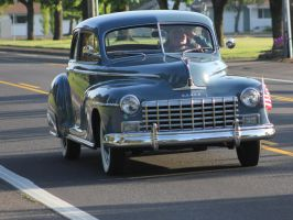 1946 Dodge on the road by finhead4ever