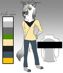 Paint Tail reference 2016 by SilverbackSis