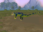 Whiptailed Mander by Dracorexius