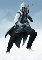 Connor Assassins Creed III by francosj12