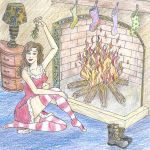 Winter Challenge Day 24 by A-Liddell-Faerie