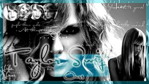 Taylor  Swift Wallpaper by Alia-x