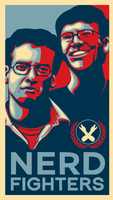 Nerdfighters Poster by vondell