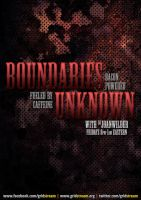 GSP - Boundaries Unknown Poster by Lykeios-UK