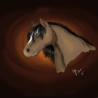 Realistic Horse Practice by WoofMewMew