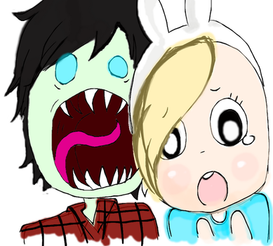 HELP ME MARSHALL IS A PERVERT! by Pallypucca