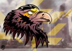 Golden Eagle - by Arian Selimi by RexDesings