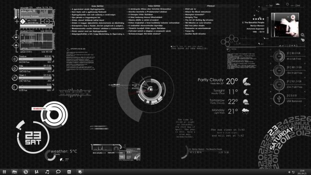 Desktop 11 April by xDroid